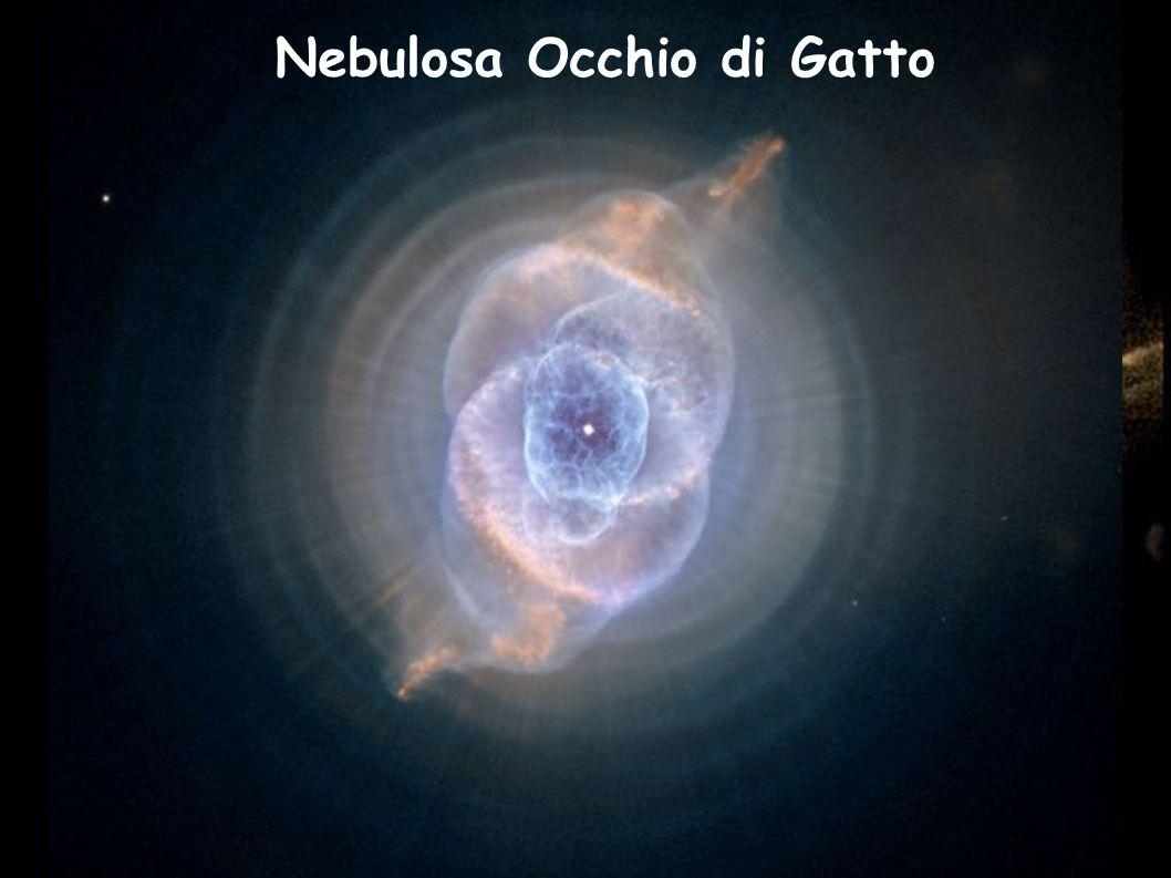 Nebulosa Occhio di Gatto