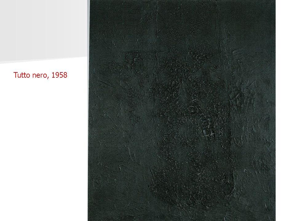 Tutto nero, 1958
