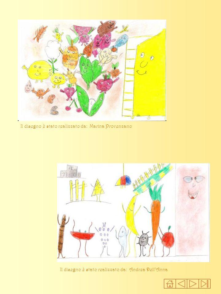 Il disegno è stato realizzato da: Marina Provenzano