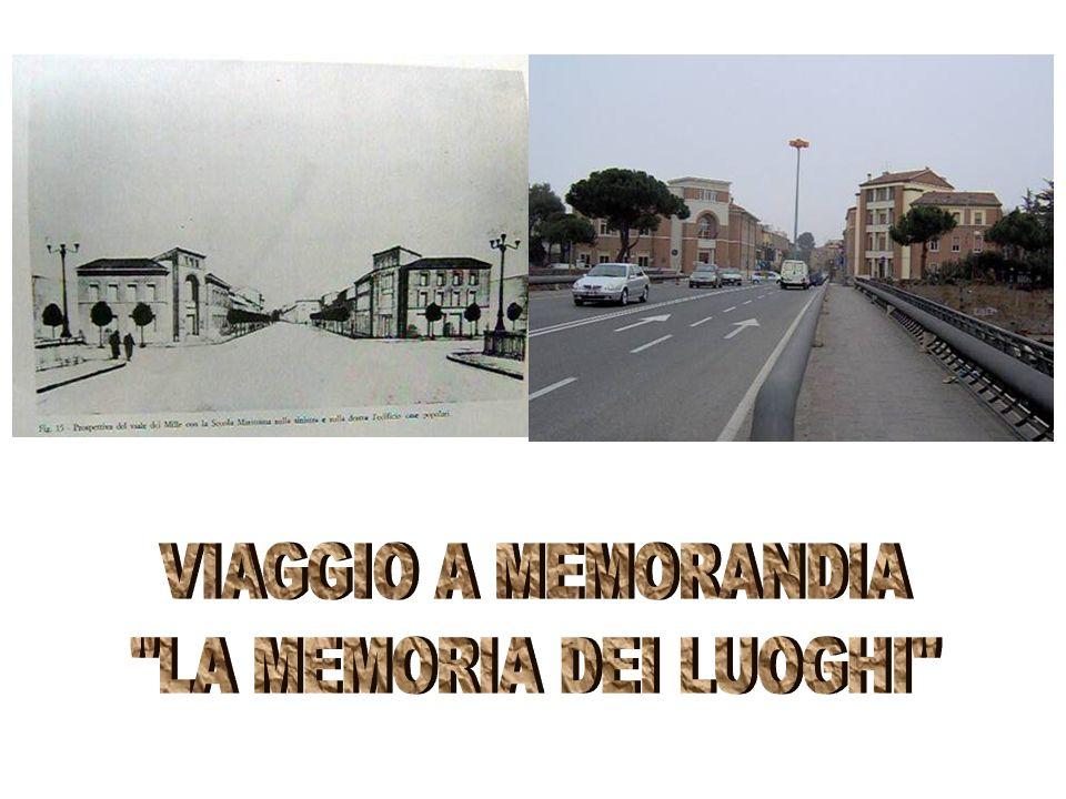 VIAGGIO A MEMORANDIA LA MEMORIA DEI LUOGHI