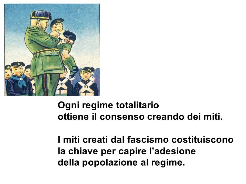 Ogni regime totalitario