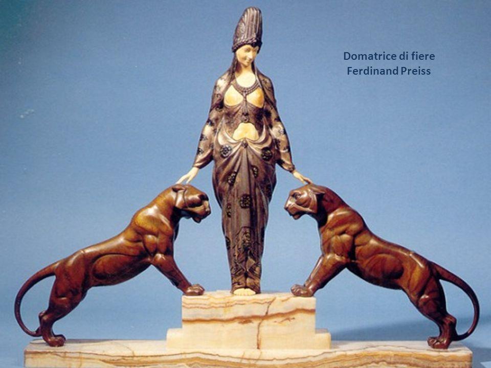 Domatrice di fiere Ferdinand Preiss