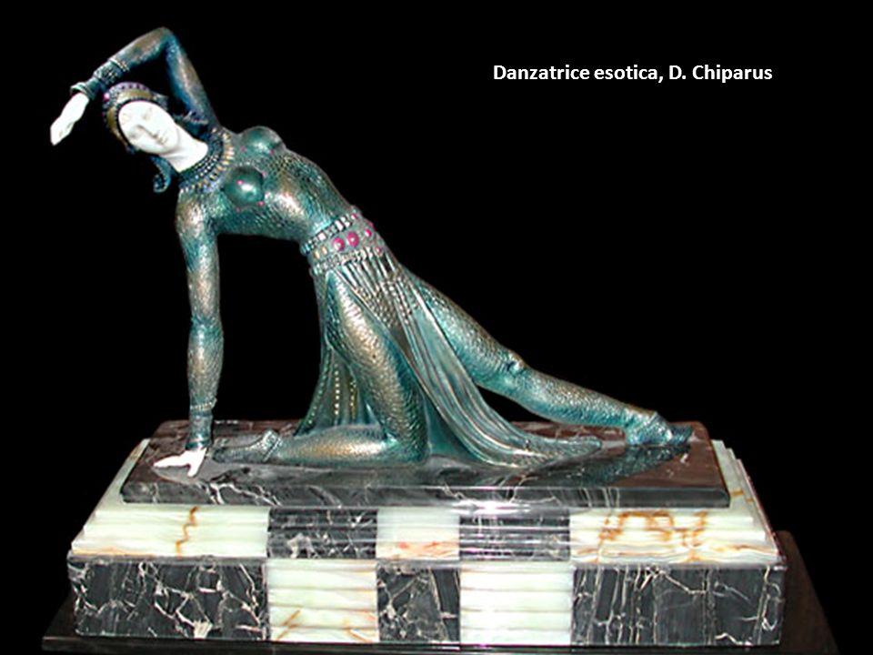 Danzatrice esotica, D. Chiparus