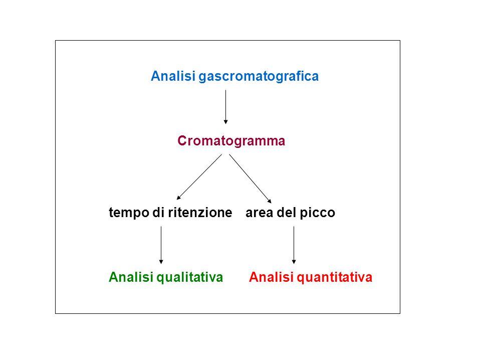 Analisi gascromatografica