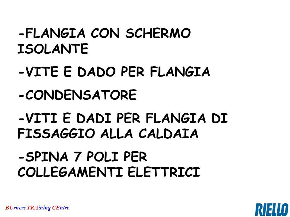 -FLANGIA CON SCHERMO ISOLANTE