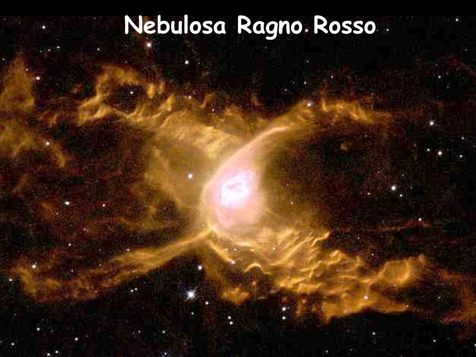 Nebulosa Ragno Rosso