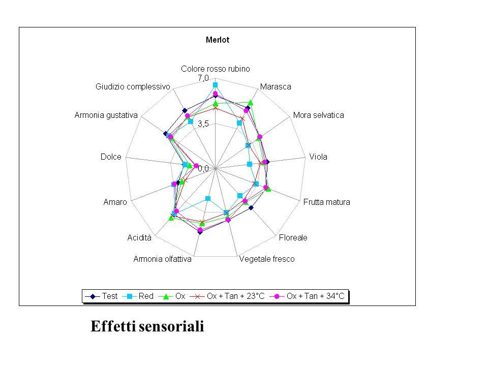 Effetti sensoriali