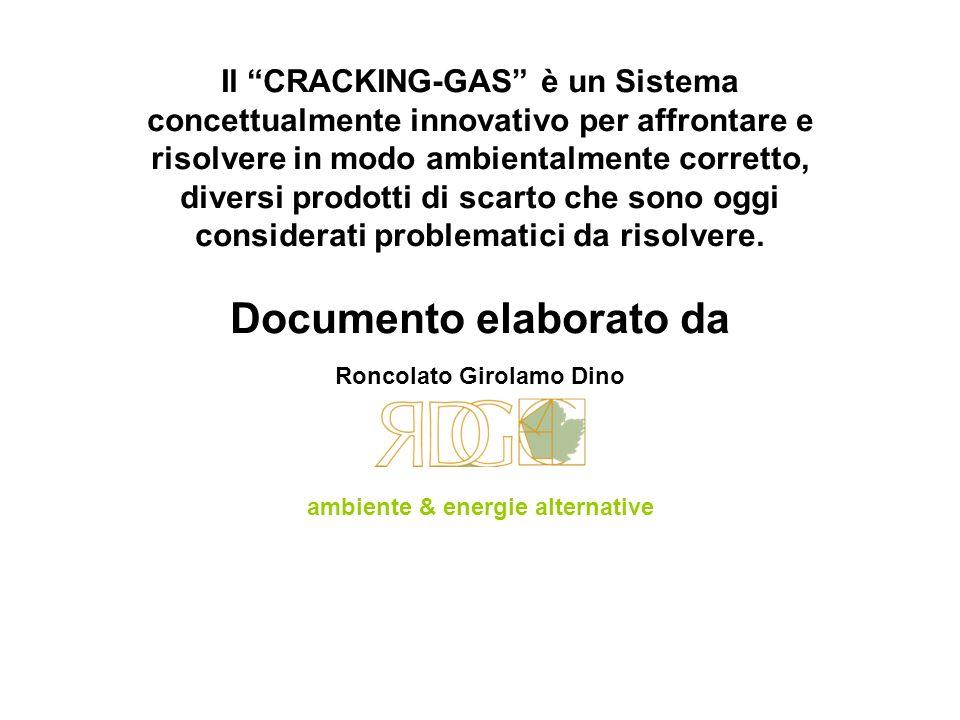 Documento elaborato da Roncolato Girolamo Dino