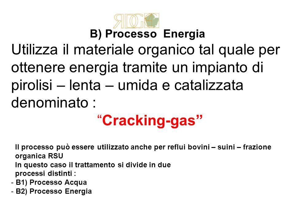 B) Processo Energia