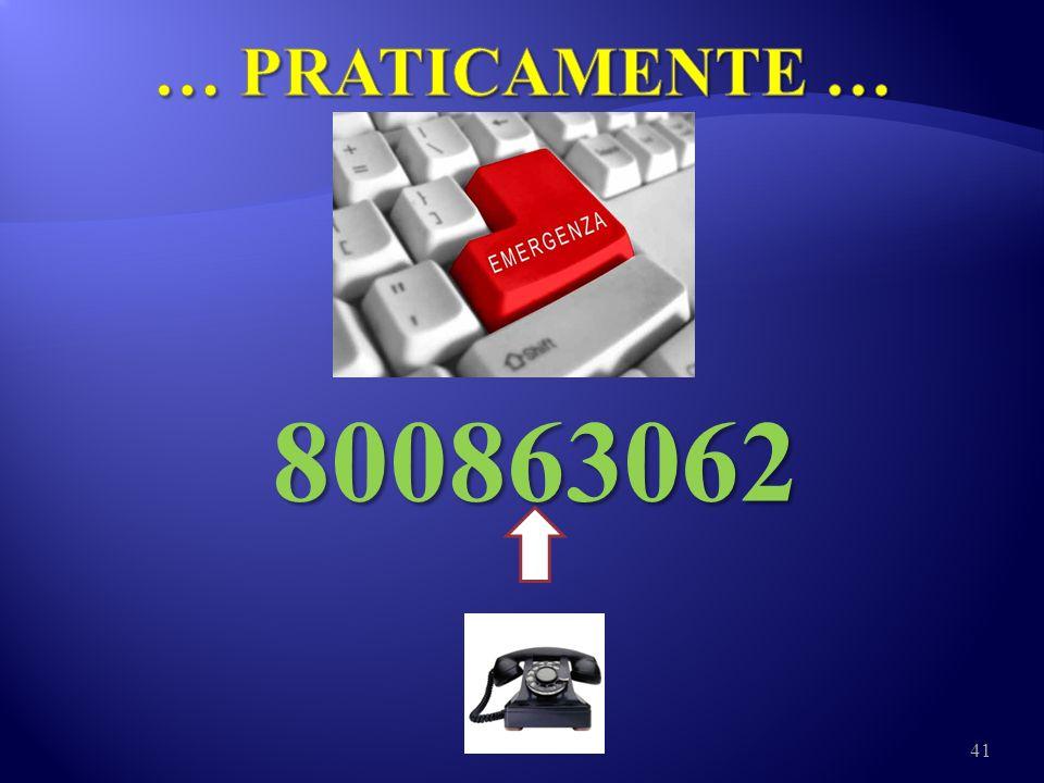 … PRATICAMENTE … 800863062