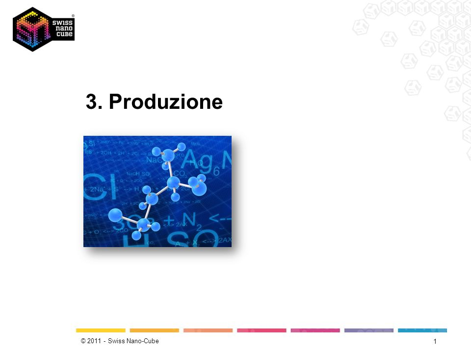 Da dove provengono le nanoparticelle