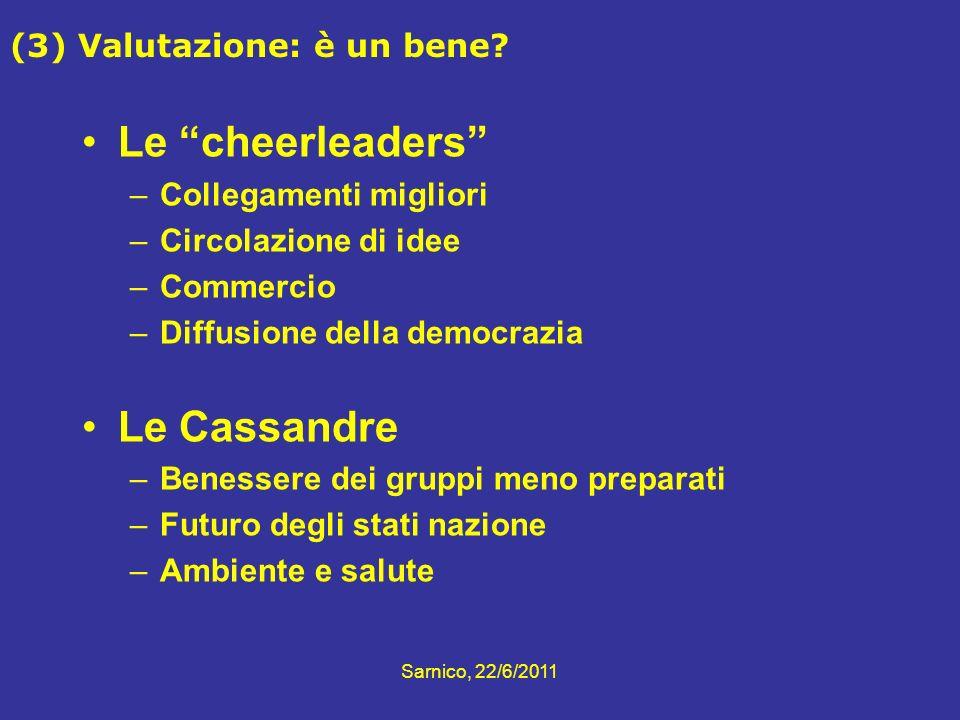 Le cheerleaders Le Cassandre (3) Valutazione: è un bene