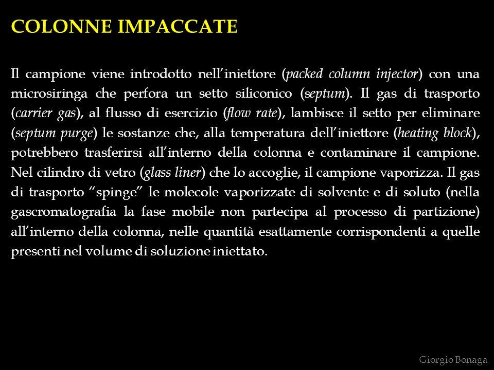 COLONNE IMPACCATE