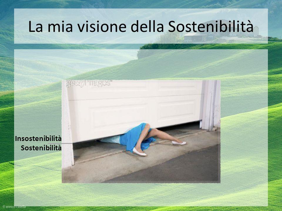 La mia visione della Sostenibilità