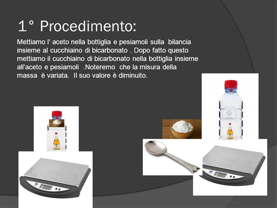 1° Procedimento: