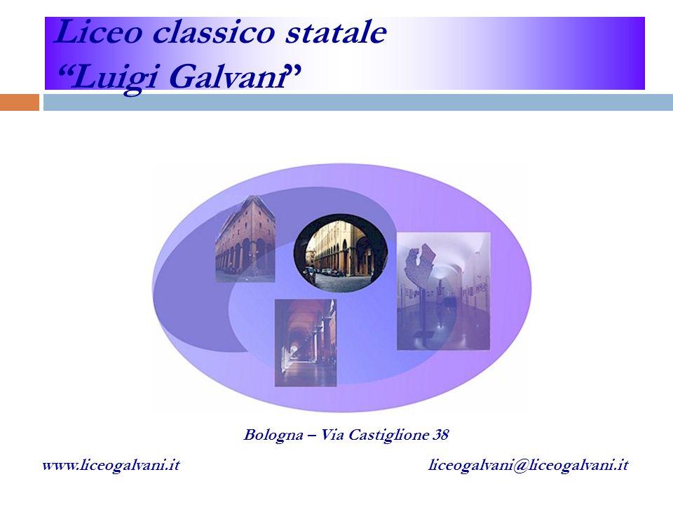 Liceo classico statale Luigi Galvani