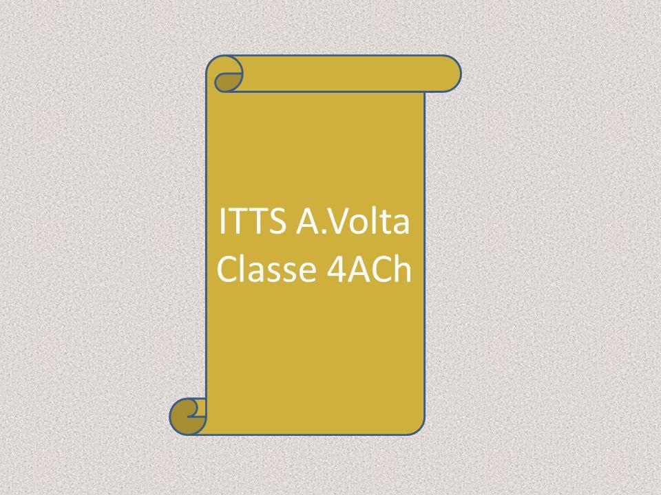 ITTS A.Volta Classe 4ACh