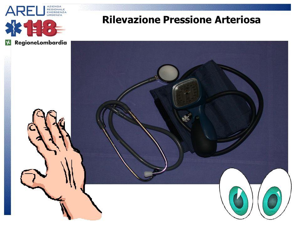 Rilevazione Pressione Arteriosa