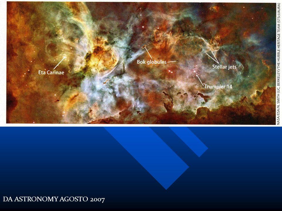 DA ASTRONOMY AGOSTO 2007
