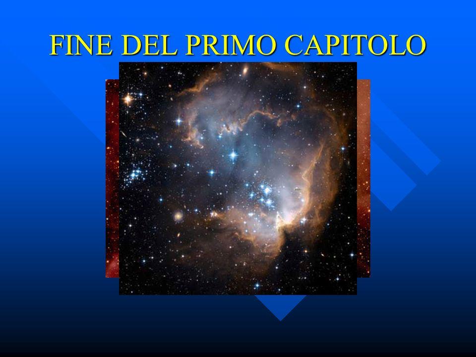 FINE DEL PRIMO CAPITOLO