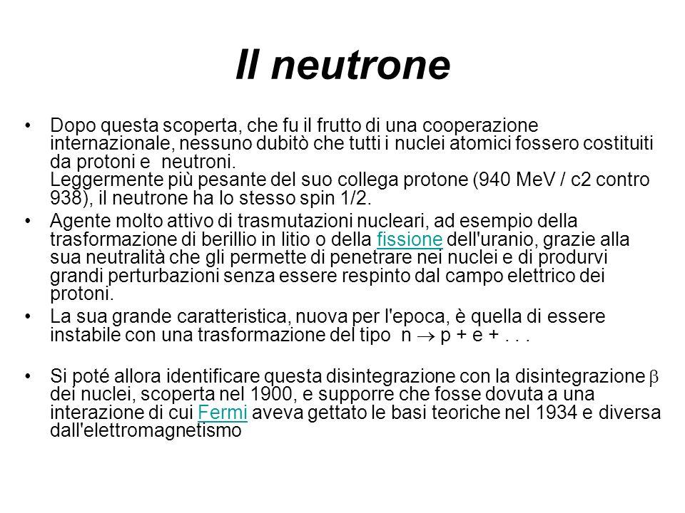 Il neutrone