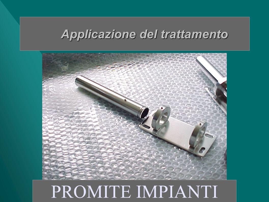 Applicazione del trattamento