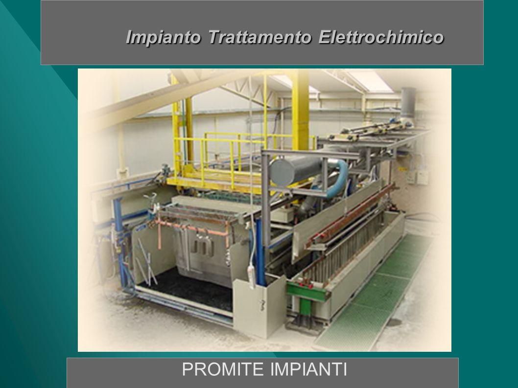 Impianto Trattamento Elettrochimico