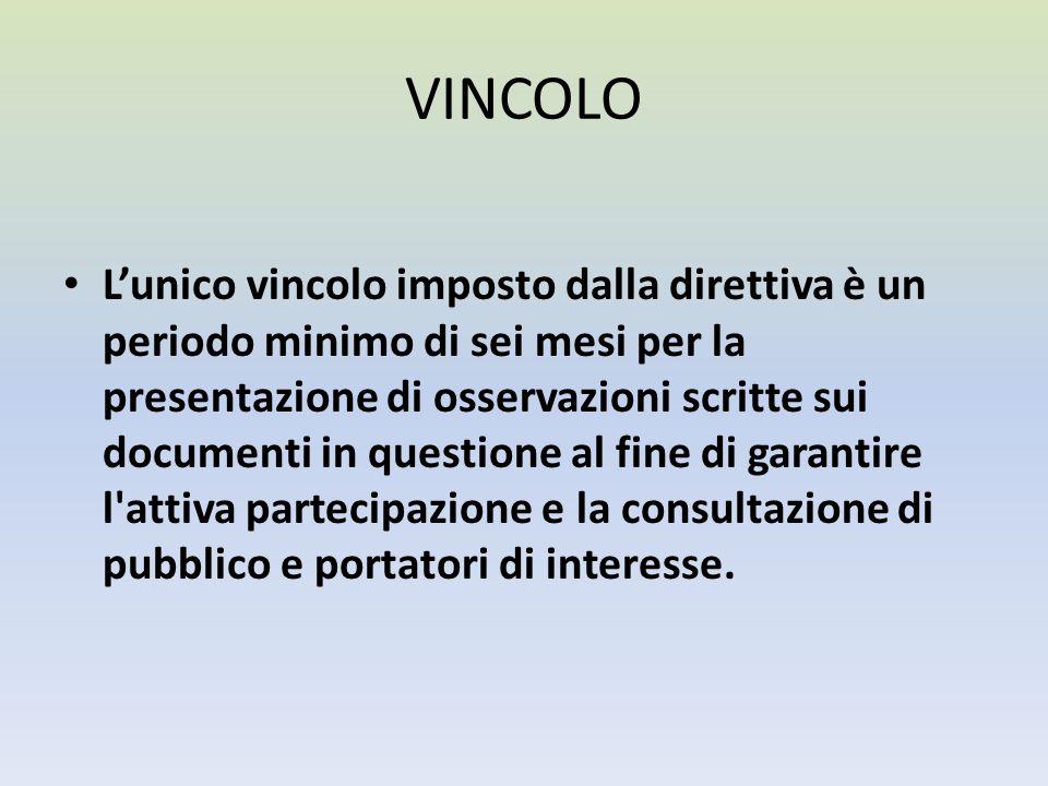 VINCOLO