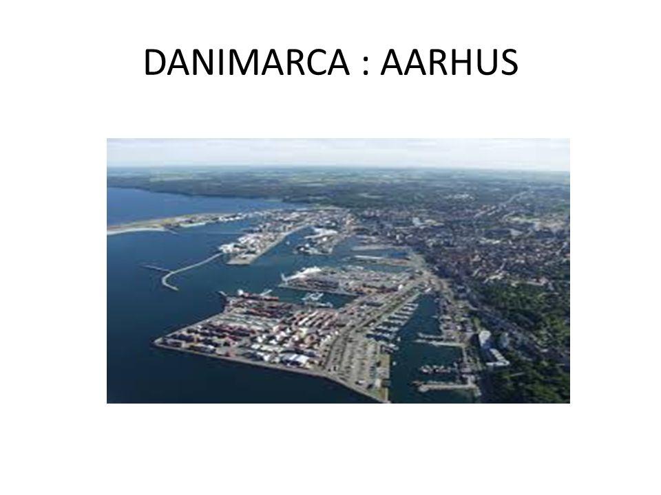 DANIMARCA : AARHUS