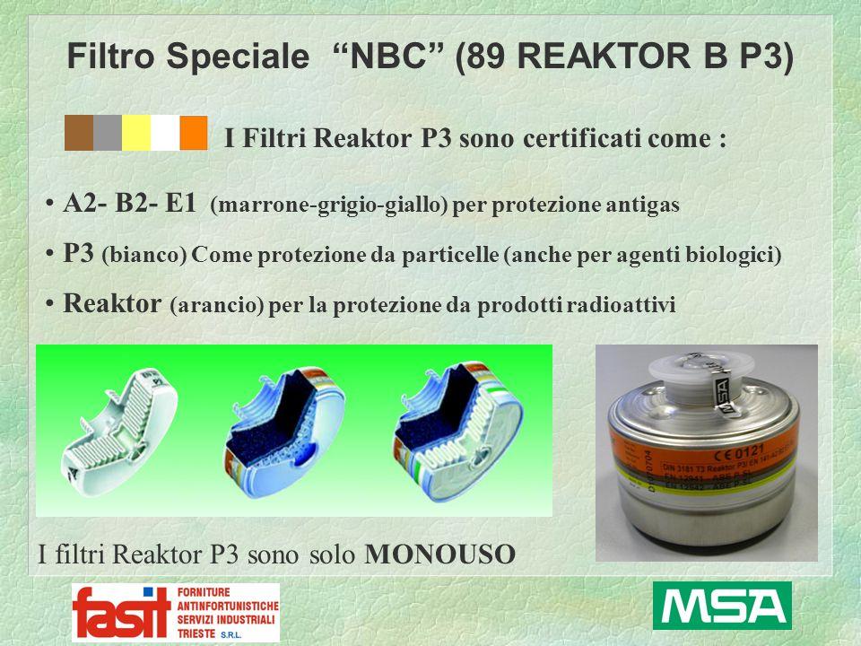 Filtro Speciale NBC (89 REAKTOR B P3)