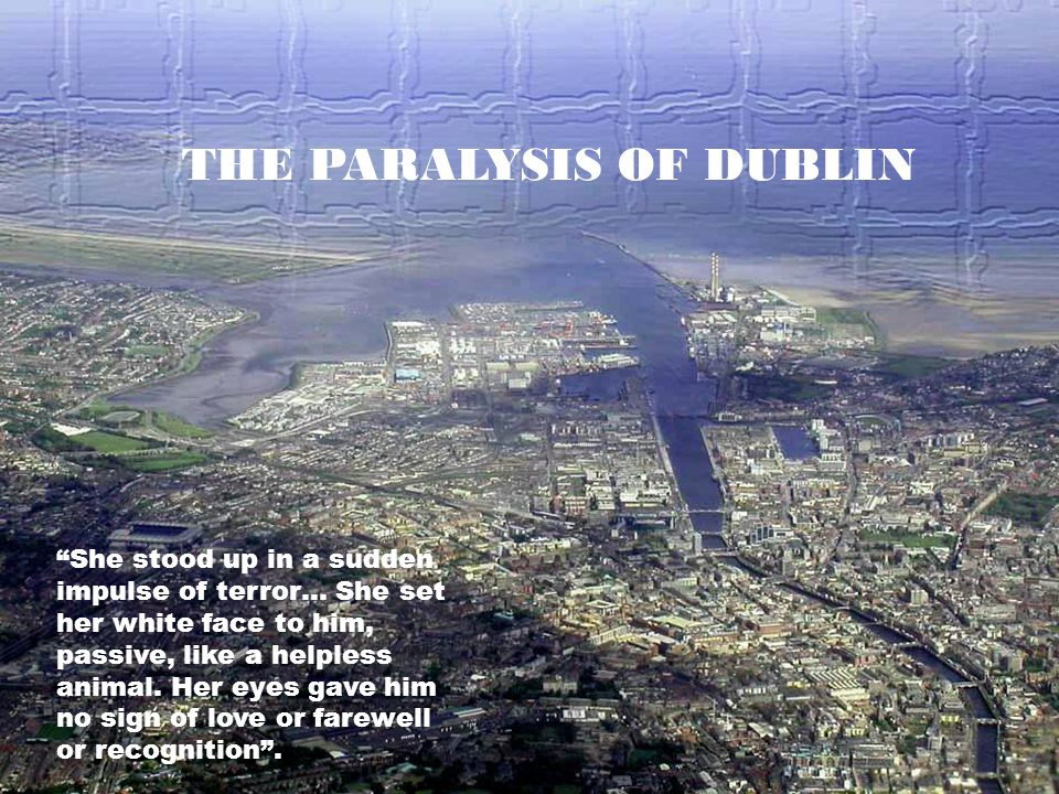 THE PARALYSIS OF DUBLIN