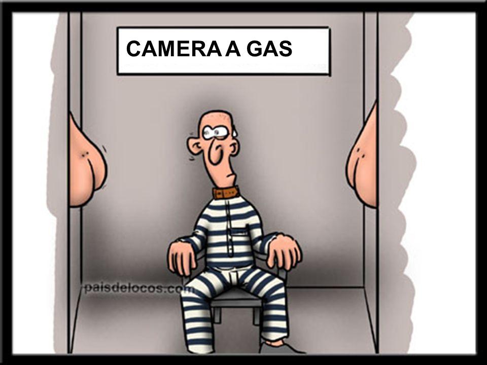 CAMERA A GAS