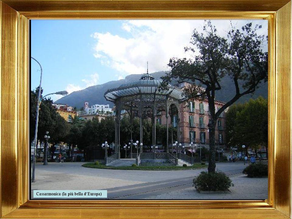 Cassarmonica (la più bella d'Europa)