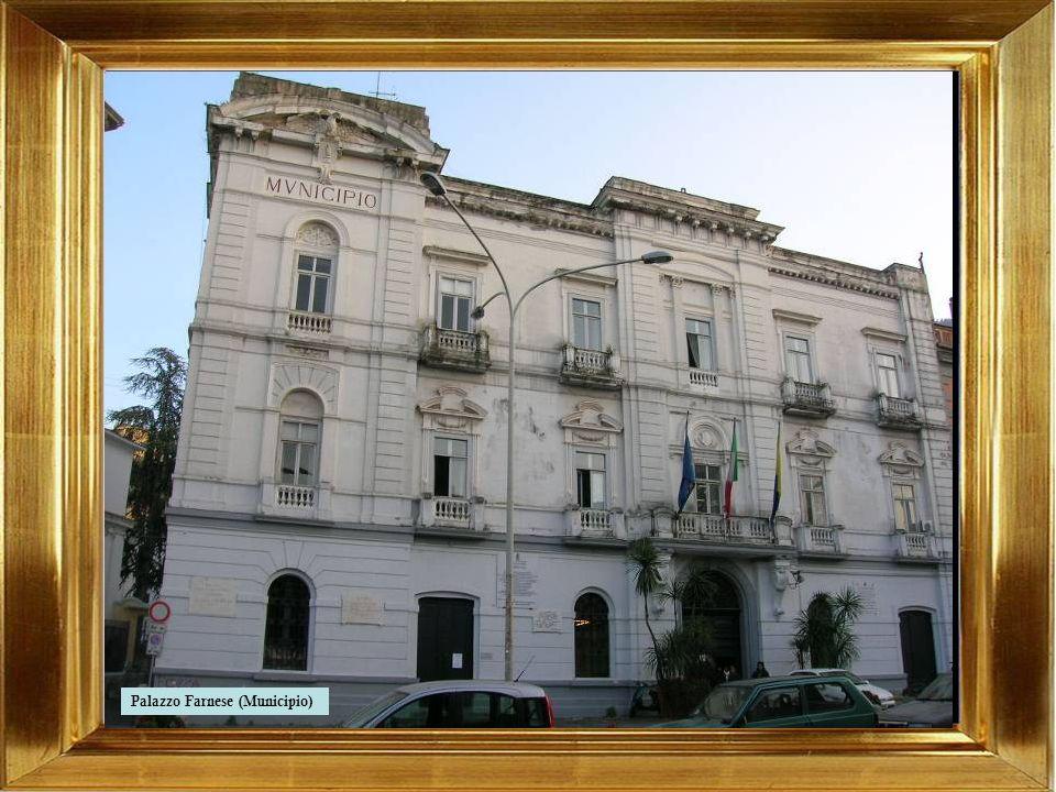 Palazzo Farnese (Municipio)