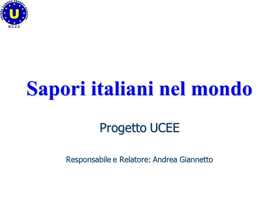 Sapori italiani nel mondo
