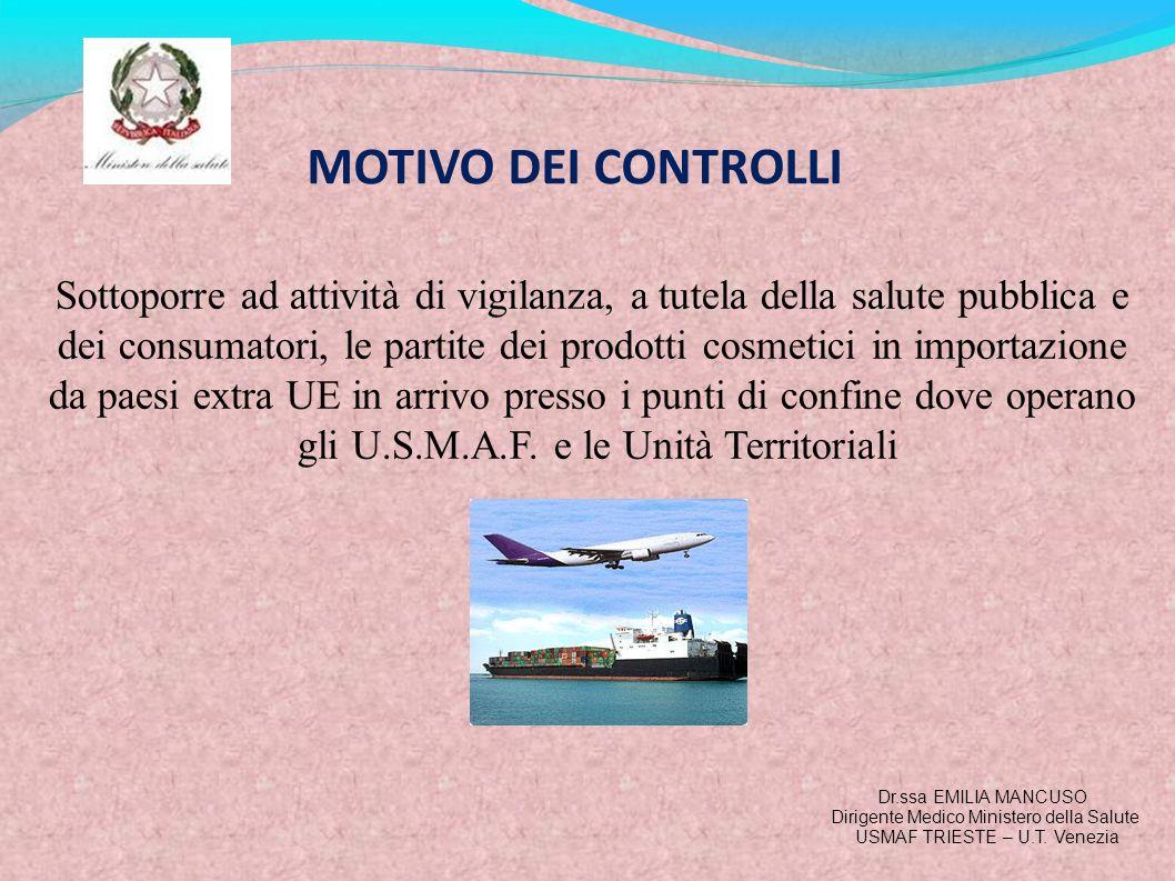 Sottoporre ad attività di vigilanza, a tutela della salute pubblica e