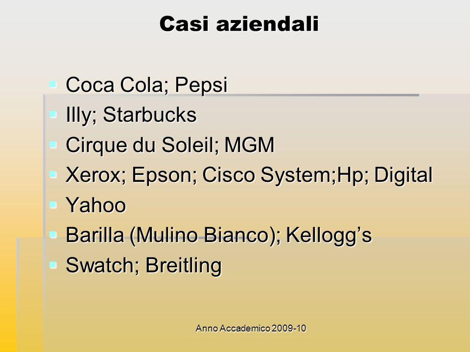 Xerox; Epson; Cisco System;Hp; Digital Yahoo