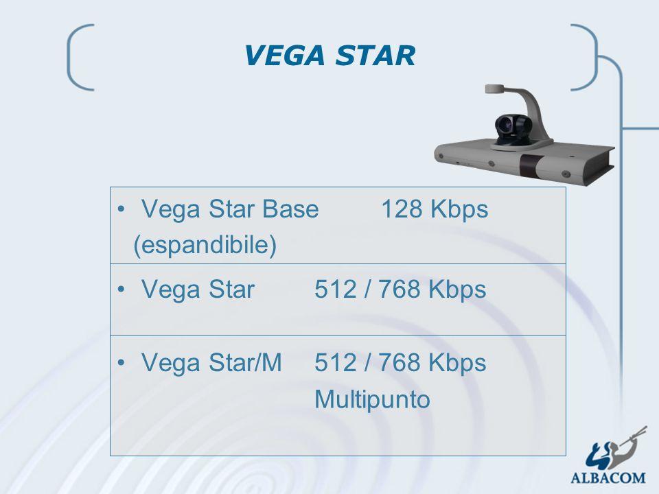 VEGA STAR Vega Star Base 128 Kbps (espandibile)