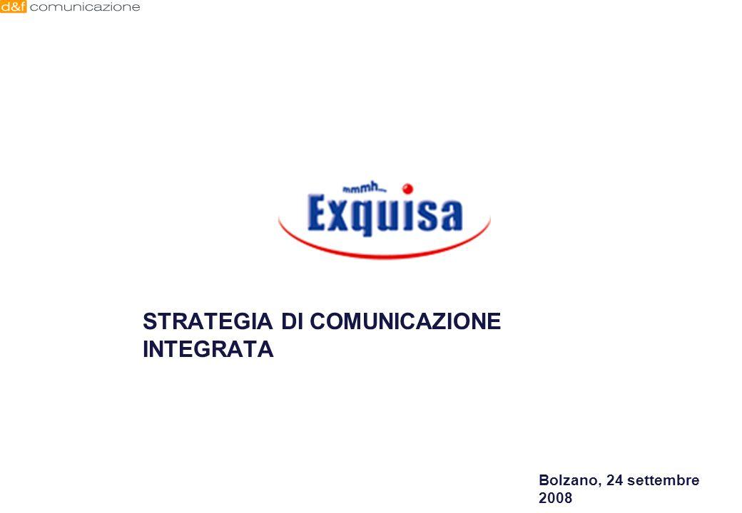 STRATEGIA DI COMUNICAZIONE INTEGRATA
