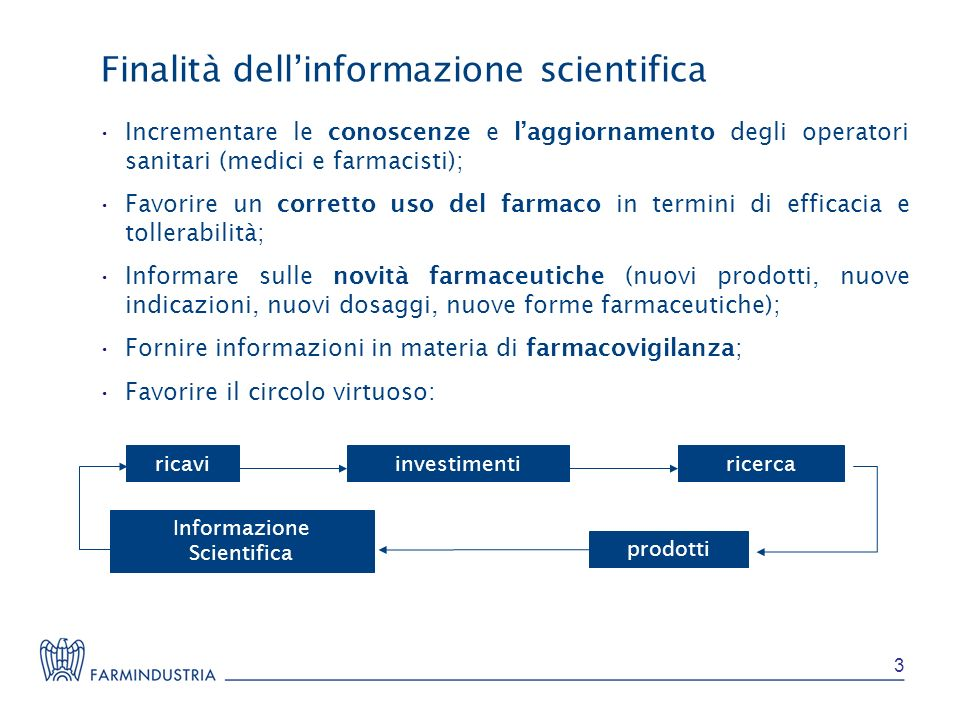 Informazione Scientifica