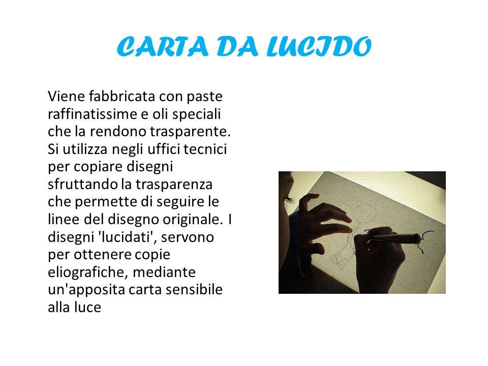 CARTA DA LUCIDO