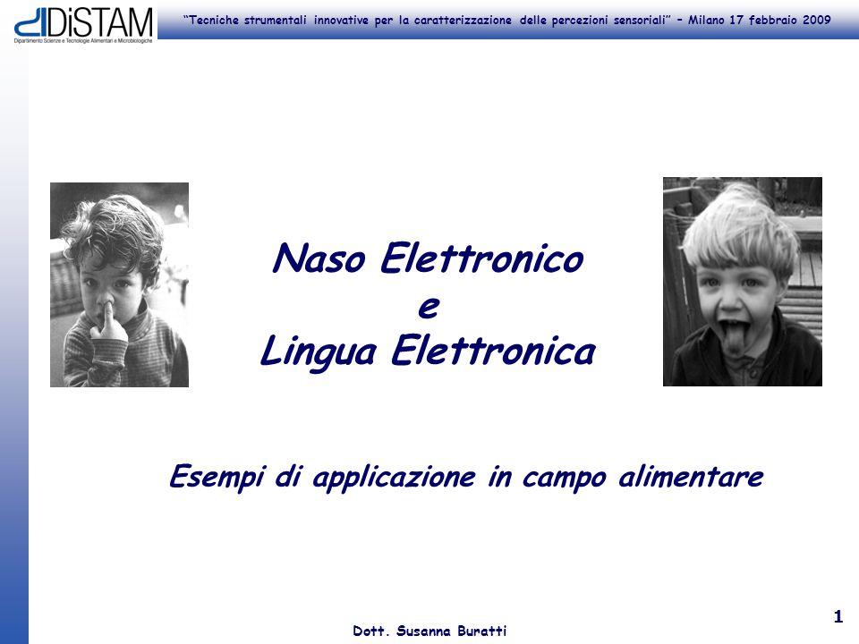 Naso Elettronico e Lingua Elettronica