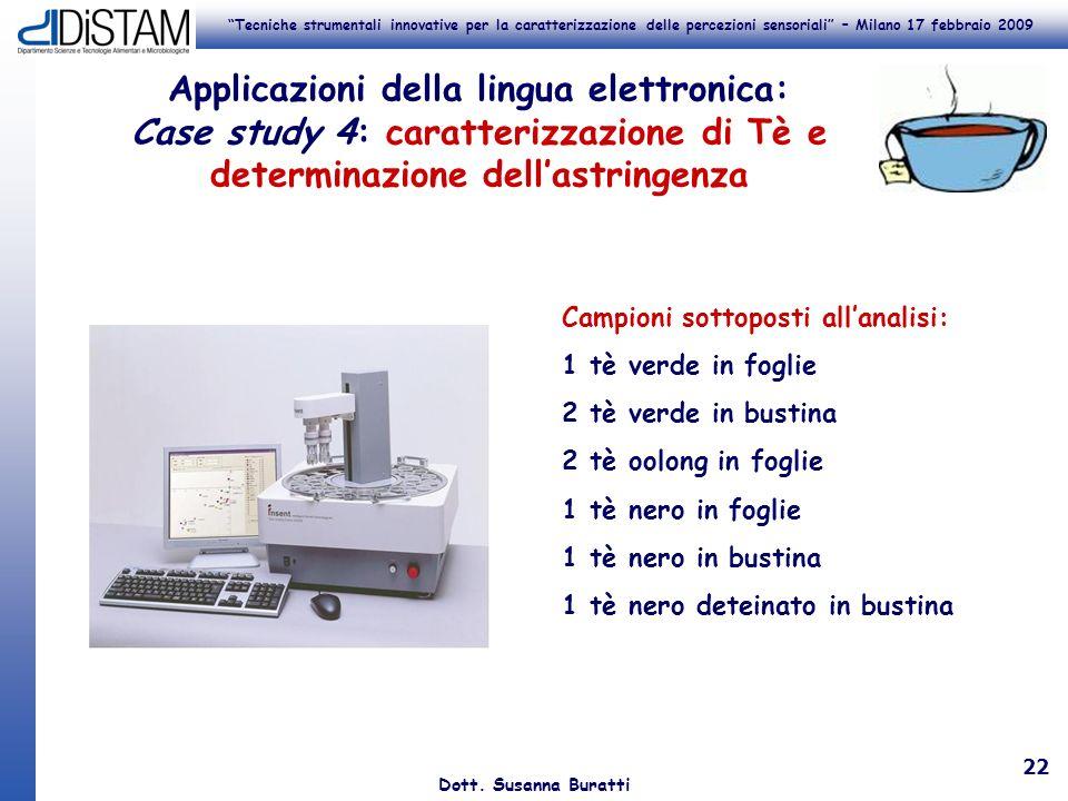 Applicazioni della lingua elettronica: