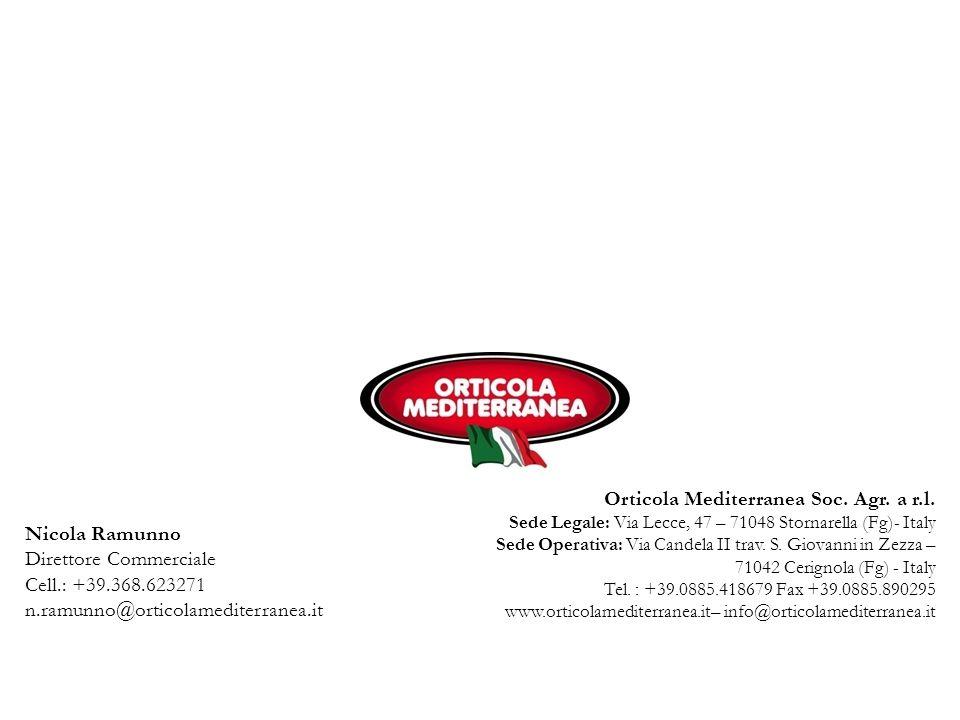 Orticola Mediterranea Soc. Agr. a r.l.