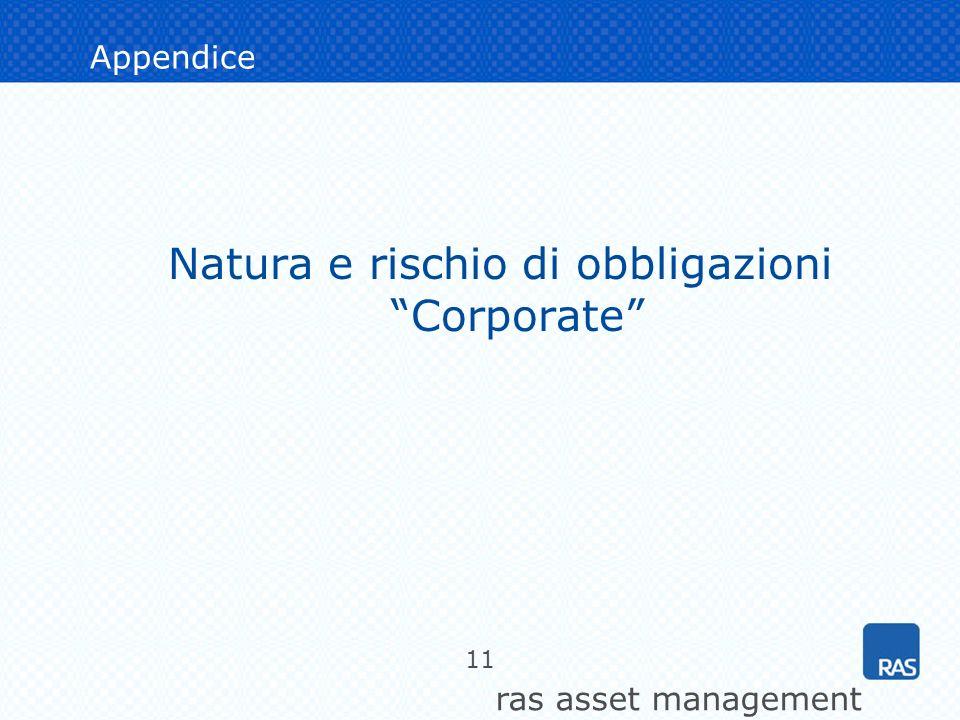 Natura e rischio di obbligazioni Corporate