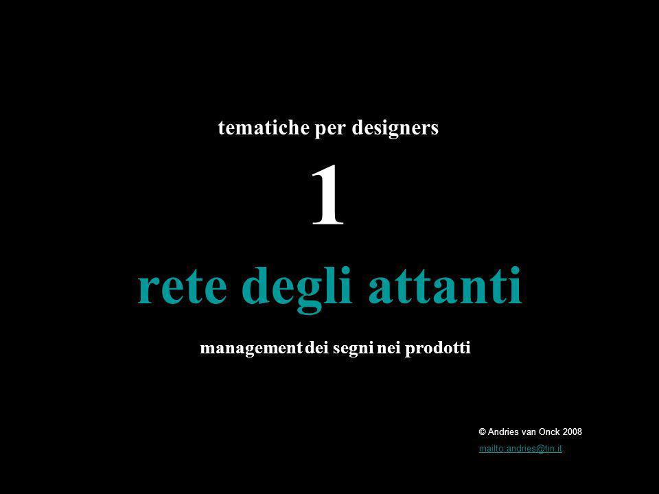 tematiche per designers