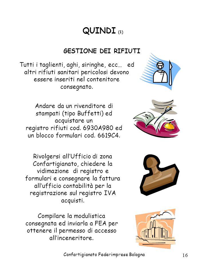 Confartigianato Federimprese Bologna