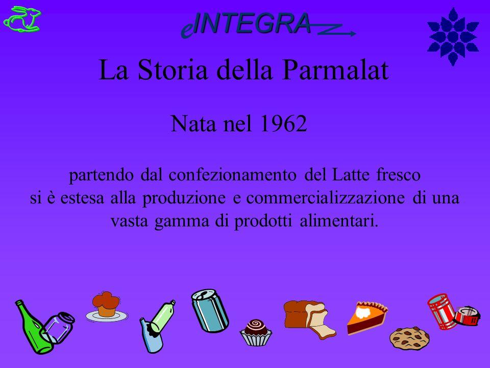La Storia della Parmalat