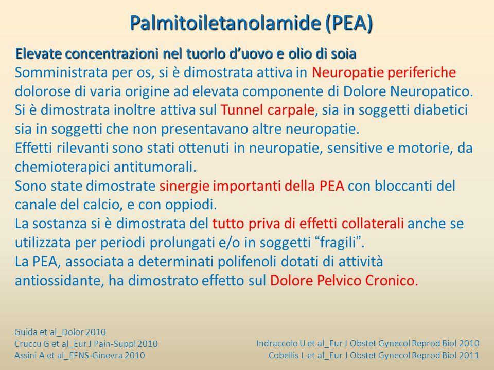 Palmitoiletanolamide (PEA)