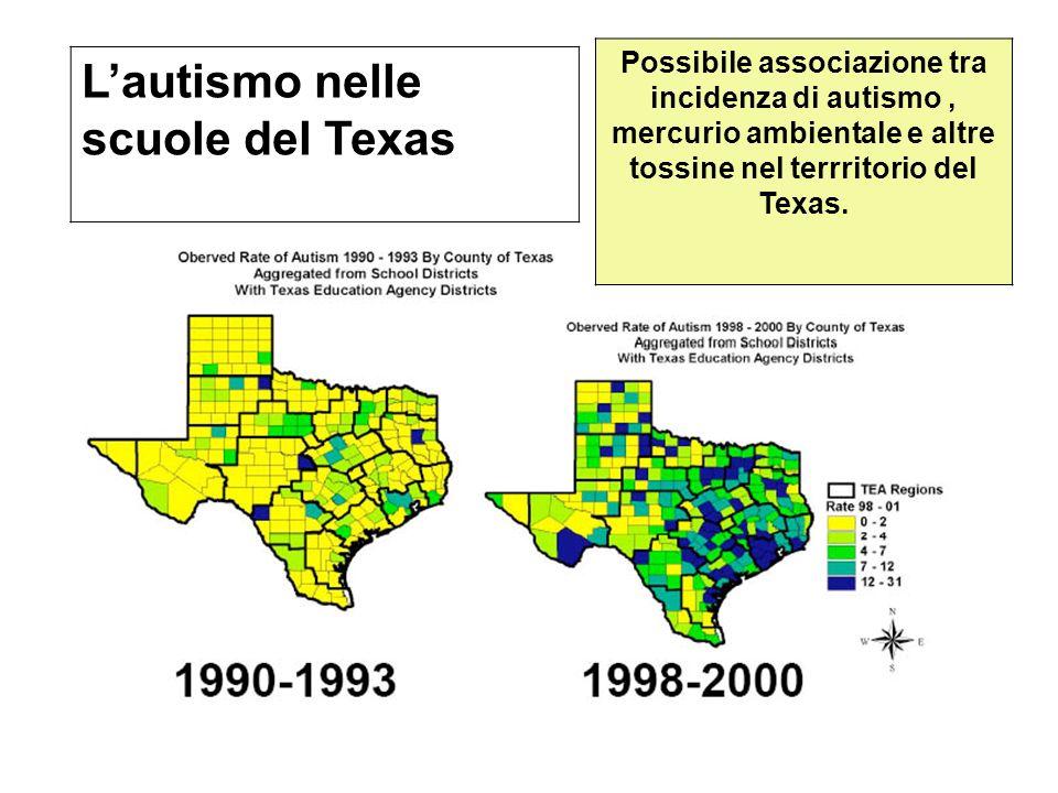 L'autismo nelle scuole del Texas